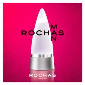 Rochas Man Rochas - Perfume Masculino Eau de Toilette - 100ml