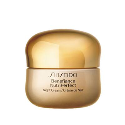Imagem 1 do produto Creme Noturno Shiseido Benefiance Nutriperfect Night Cream - 50ml