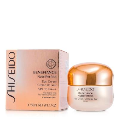 Imagem 3 do produto Creme Noturno Shiseido Benefiance Nutriperfect Night Cream - 50ml