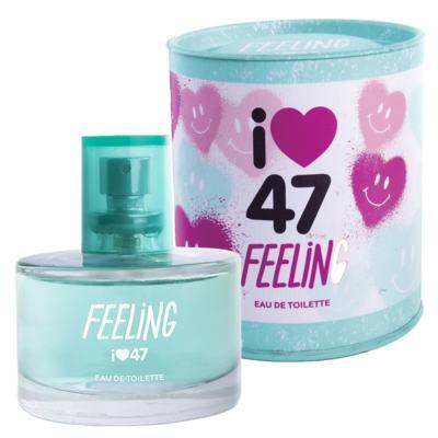 Feeling 47 Street - Perfume Feminino - Eau de Toilette - 60ml