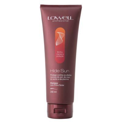 Imagem 1 do produto Lowell Hide Sun - Shampoo - 240ml