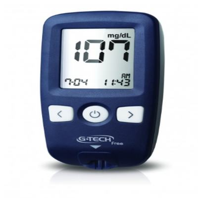 Imagem 2 do produto KIT MEDIDOR DE GLICOSE FREE 1 G Tech