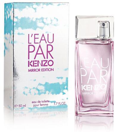 Imagem 2 do produto L'eau par Kenzo Mirror Edition pour Femme Kenzo - Perfume Feminino - Eau de Toilette - 50ml