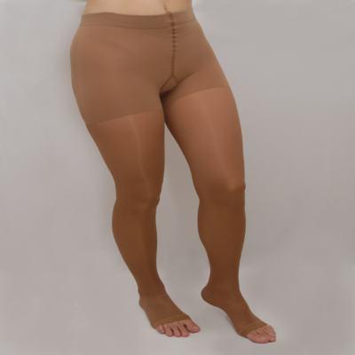 Imagem 3 do produto Meia Calça AT 15-23 mmHg Legline Venosan - PONTEIRA ABERTA SAHARA P