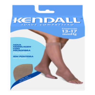 Imagem 1 do produto MEIA PANTURRILHA 13-17 SUAVE KENDALL - MEL PONTEIRA ABERTA GG