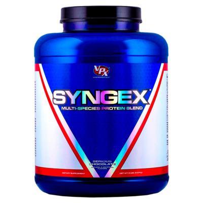 Imagem 1 do produto Syngex Whey Protein Vpx 2.2kg Sabor Chocolate