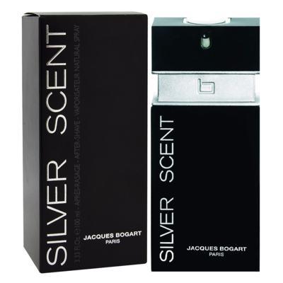 Imagem 3 do produto Silver Scent After Shave Jacques Bogart - Loção Pós Barba - 150g