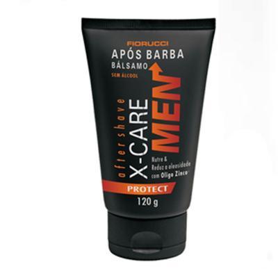 Imagem 3 do produto X-Care Men Protect Fiorucci - Kit Espuma de Barbear 160g + Bálsamo Pós Barba 120g + Mochila - Kit