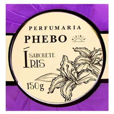Imagem 2 do produto Sabonete em Barra Phebo - Água de Iris - 150g