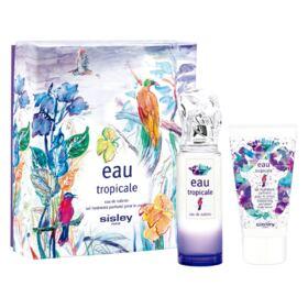 Eau Tropicale Sisley Paris - Feminino - Eau de Parfum - Perfume + Loção Corporal - Kit - Kit