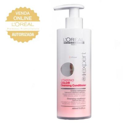 Imagem 1 do produto L'Oréal Professionnel Vitamino Color A.OX Cleansing - Condicionador de Limpeza - 400ml