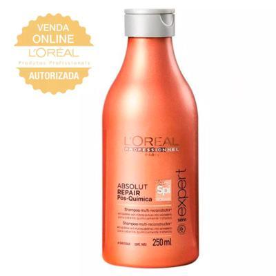 Imagem 3 do produto L'Oréal Professionnel Absolut Repair Pós Química Kit- Shampoo + Condicionador - Kit