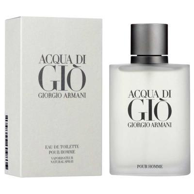 Imagem 4 do produto Acqua Di Giò Homme Giorgio Armani - Perfume Masculino - Eau de Toilette - 50ml