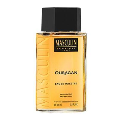 Imagem 2 do produto Masculin Ouragan Bourjois - Perfume Masculino - Eau de Toilette - 100ml