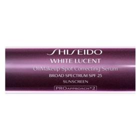 Sérum Clareador Facial White Lucent Shiseido - OnMakeup Spot Correting Serum SPF25 PA+++ - Natural
