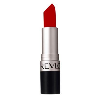 Super Lustrous Matte Revlon - Batom - Really Red