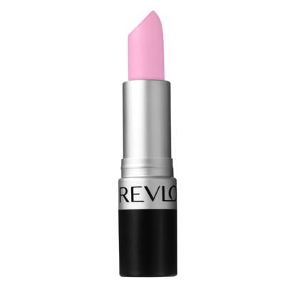 Super Lustrous Matte Revlon - Batom - 002 - Pink Pout