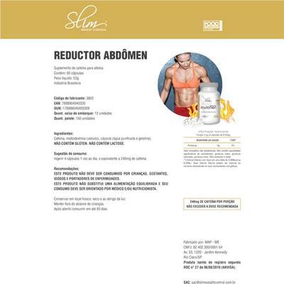 Imagem 2 do produto REDUCTOR ABDOMEN 60CAPS - SLIM -