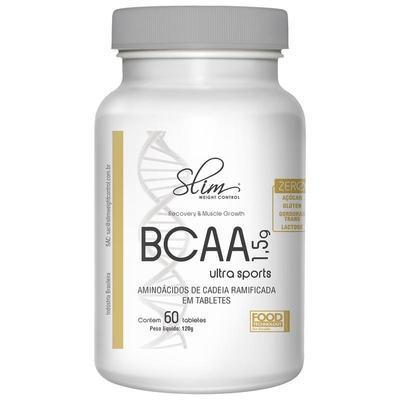 BCAA ULTRA SPORTS 1,5 G 60 TABS - SLIM -