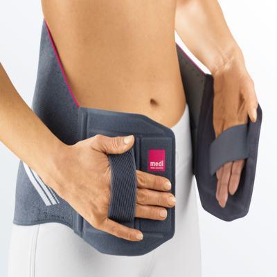 Imagem 1 do produto Cinta Ortopedia LumbaMed Basic Feminina Medi - III