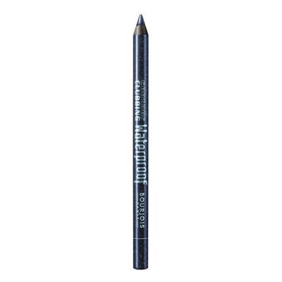 Imagem 1 do produto Contour Clubbing Waterproof Bourjois - Lápis para Olhos - 56 - Blue it Yourself