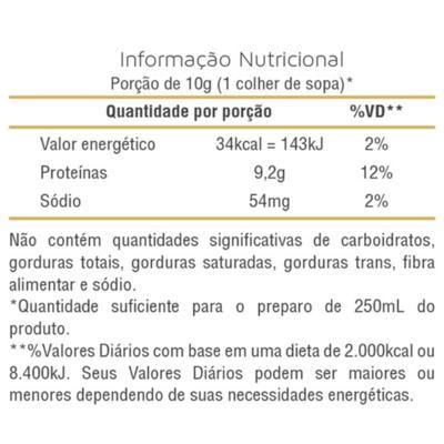 Imagem 3 do produto COLÁGENO HIDROLISADO 200G - SLIM - MORANGO -