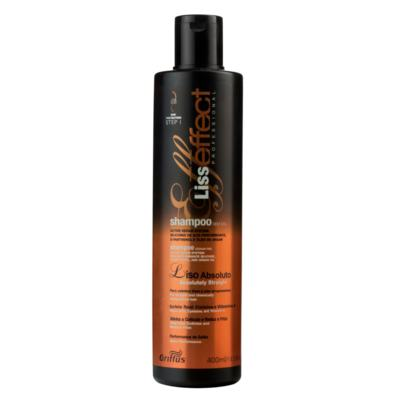 Griffus Liss Effect Liso Absoluto - Shampoo - 400ml