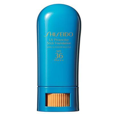 UV Protective Stick Fundation FPS36 Shiseido - Base - 03-Beige