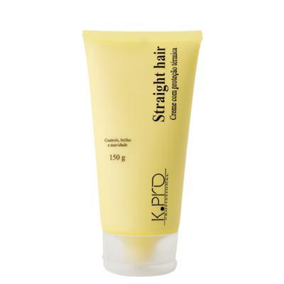 Imagem 2 do produto K-Pro Straight Hair - Creme com Proteção Térmica - 150g