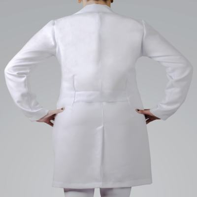 Imagem 4 do produto JALECO FEMININO MANGA LONGA OXFORD - GG
