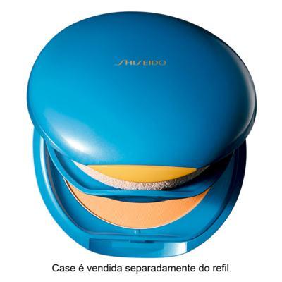 Refil - UV Protective Compact Foundation FPS35 Shiseido - Base Facial - Medium Ochre - SP40