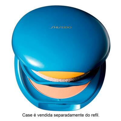 Refil - UV Protective Compact Foundation FPS35 Shiseido - Base Facial - Dark Ivory - SP70