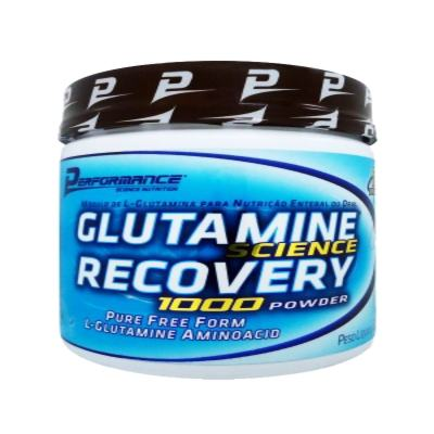 Glutamina Science Recovery 1000 Powder 300g- Performance Nutrition -