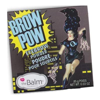 Imagem 3 do produto Brow Pow Eyebrow Powder The Balm - Sombra Corretora de Sobrancelhas - Blonde
