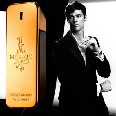 Imagem 5 do produto 1 Million Paco Rabanne - Perfume Masculino - Eau de Toilette - 200ml