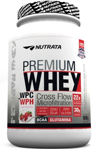 Premium Whey Nutrata (900g) -