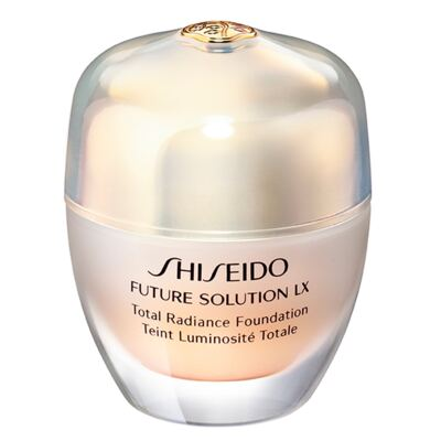 Imagem 1 do produto Future Solution LX Total Radiance Foundation Shiseido - Base Facial - I40-Natural Fair Ivory