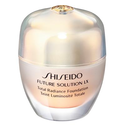 Future Solution LX Total Radiance Foundation Shiseido - Base Facial - I60-Natural Deep Ivory