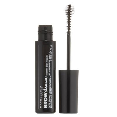 Brow Drama Maybelline - Máscara de Sobrancelhas - Deep Brown