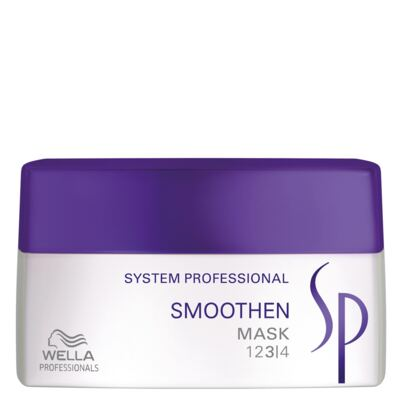 Wella SP Smoothen Mask - Máscara de Restauração - 200ml