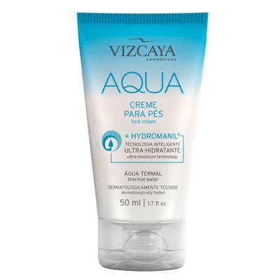 Imagem 1 do produto Hidratante para os Pés Vizcaya - Aqua - 50ml
