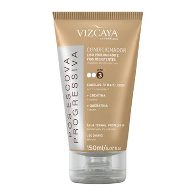 Imagem 1 do produto Vizcaya Pós Escova Progressiva - Condicionador - 150ml