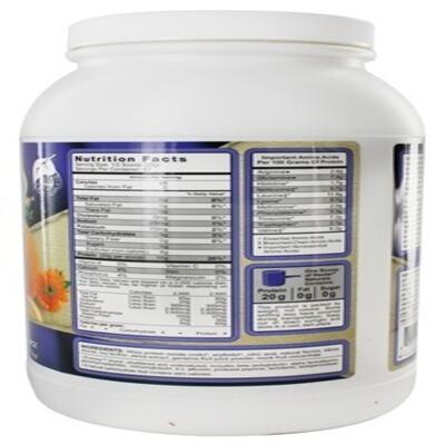 Imagem 2 do produto Whey Protein Nectar Natural 2,5Lbs - Syntrax