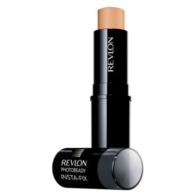 Photoready Insta-Fix MakeUp Revlon - Base em Bastão - 220 Golden Beige