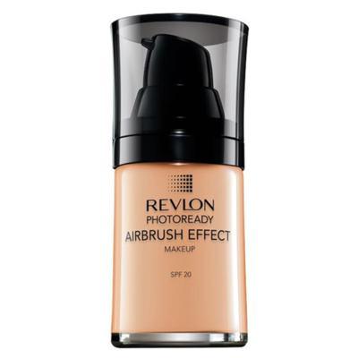 Photoready Airbrush Effect MakeUp Revlon - Base Líquida - 160 Medium Beige