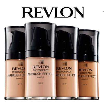 Imagem 3 do produto Photoready Airbrush Effect MakeUp Revlon - Base Líquida - 170 Golden Beige