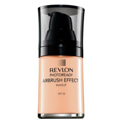 Imagem 1 do produto Photoready Airbrush Effect MakeUp Revlon - Base Líquida - 140 Nude