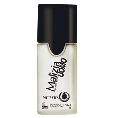 Imagem 1 do produto Malizia Vetyver Profumo D'intesa Malizia - Perfume Masculino - Eau de Toilette - 50ml