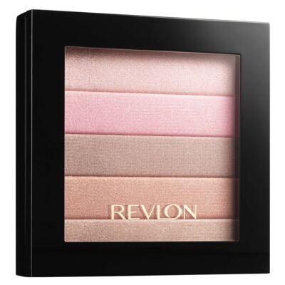 Imagem 1 do produto Highlighting Palette Revlon - Paleta de Sombras - Rose Glow