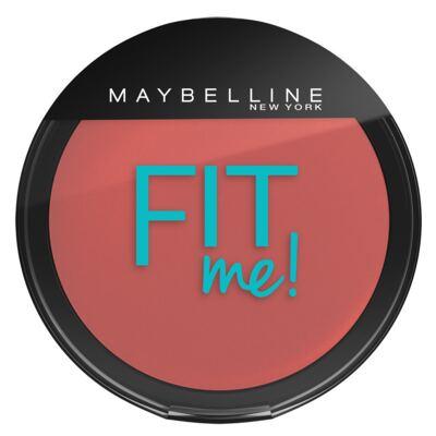 Imagem 1 do produto Fit Me! Maybelline - Blush para Peles Escuras - 06 - Feito Para Mim